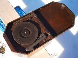 Vintage TrueTone Portable Record Player