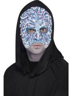 Mens Sea Creature Mask for Fancy Dress Masquerade Accessory