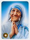 BLESSED MARIA ANNA SALA Relic Card ex indumentis