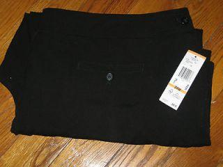 NWT ANNE KLEIN WOMENS PLUS SIZE 24W BLACK DRESS TROUSER PANTS NEW $99