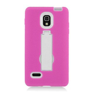 lg optimus case pink in Cell Phone Accessories