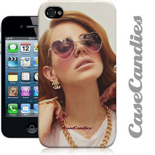 LANA DEL REY # Apple iPhone 4 # MOBILE PHONE HARD CASE COVER
