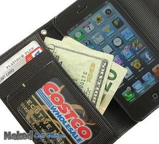 Newly listed BLACK CARBON FIBER WALLET CASE ID CREDIT CARD SLOT POUCH