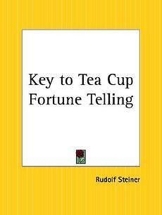 Key to Tea Cup Fortune Telling NEW by Minetta