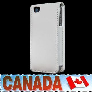 Newly listed Flip PU Leather Case Cover Pouch for Apple iphone 4/4G/4S