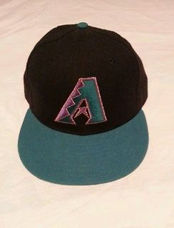Arizona Diamondbacks Fitted Hat Cap 7 1/8 New Era mlb baseball 59/50