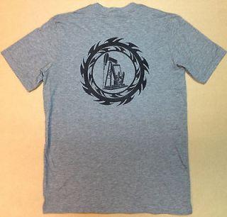 Trash T Shirt Clothes Apparel Oil Well Pump Jack Sticker Keychain Bit