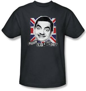 Mr. Bean Long Live Adult Funny TV Show T Shirt Tee