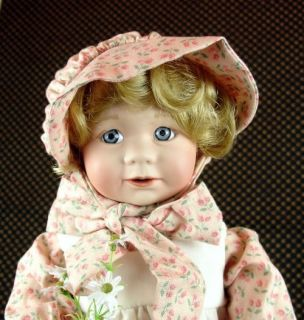 Ashton Drake 96 Baby Grace Little House On Prairie Doll w Box Retired