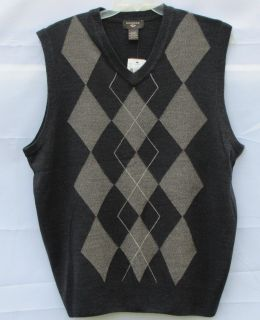 Dockers Extra soft Sweater Vest mens Sizes S XXL NEW