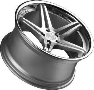Monaco Wheels Set For Audi A6 A5 S5 A7 A8 A8L Quattro 20 X 8.5 Rims