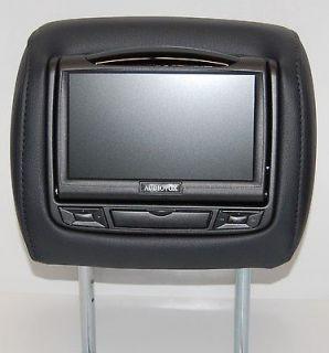 NEW 2012 Audi Q7 Dual DVD Headrest Video Players Monitors 2011 2010