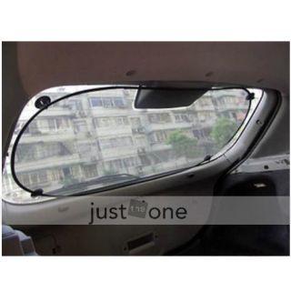Car Rear Window Sunscreen Sun Shade Cover Visor Shield