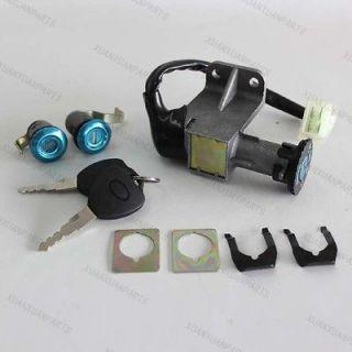 Key Ignition Switch for Yamaha Suzuki Honda Kawasaki Scooter