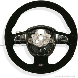 Audi RS5 8T Suede /Wildleder Steering Wheel with S tronic paddle
