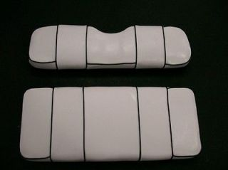 Club Car DS 99 & Dwn Golf Cart Front Seat Replacement & Covers Set