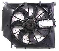 bmw e46 electric fan in Car & Truck Parts