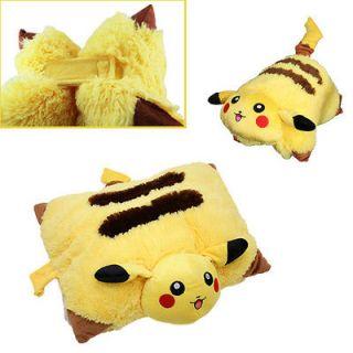 Pokemon Pikachu Pet Pillow Transforming Cushion Soft pad Plush