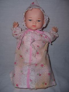 1970s INFANT BABY GIRL DOLL BY PLAY VOGUE CO