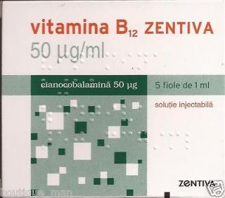 vitamin b12 in Dietary Supplements, Nutrition