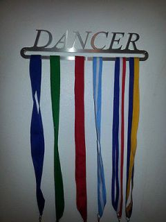 DANCER awards medal display hanger Athlete run dance cycle achiever