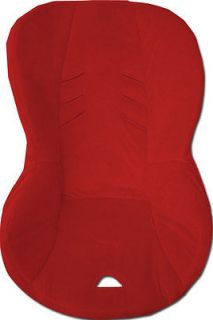 Britax Roundabout 50 Baby Car Seat Cover Red SOFT (more colors in