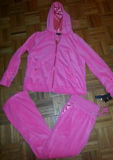 Baby Phat Hoody and track pants set Size 3X