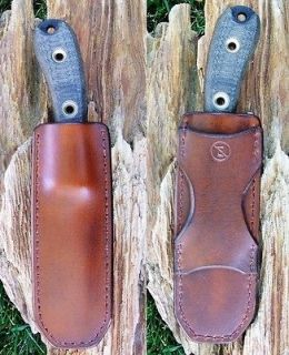 Leather Sheath   Swamp Rat (Busse Kin)   Rodent Solution