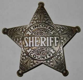 antique police badges