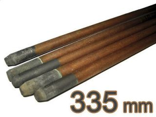 Cinema Arc Carbon Graphite 45 (forty five) rods Copper Coated 335 mm