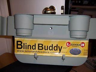 Blind Buddy by Lehman H Feeders   Deer Blind Organizer