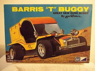 MPC~BARRIS T BUGGY~DUNE BUGGY~PLASTIC MODEL KIT~NEW IN BOX