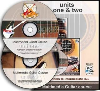 Learn how to play GUITAR   Full 2 year course, lessons, instruction