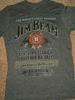 Jim Beam Kentucky Straight Bourbon Whiskey T Shirt