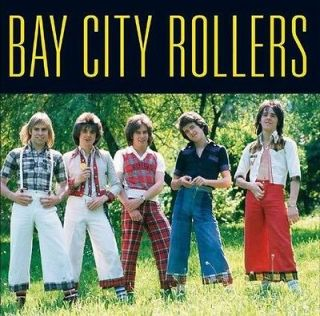 bay city rollers shirt