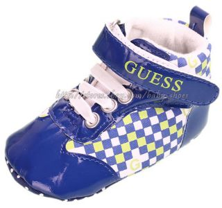 Baby Boy Blue Auto Racing Shoes Mid Top Driving Boots Size 0 6 6 12 12