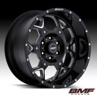 BMF Wheels 460B 090613500 S.O.T.A. DEATH METAL BLACK 20x9 Bolt6x135