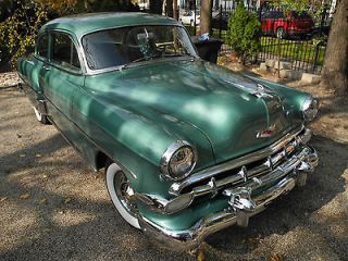 Chevrolet  Bel Air/150/210 Sedan 1954 Chevrole Bel Air   Two door All