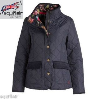 JOULES MOREDALE QUILTED JACKET   NEW SPRING SUMMER 2013 STYLE   NAVY