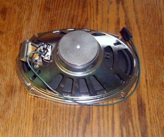 RADIO SPEAKER with TRANSFORMER , NEW (Fits 1957 Chevrolet Bel Air