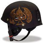 Bell Helmet Drifter Combat Black Brown Medium M NEW CT