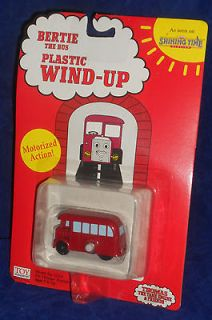 Newly listed ► BERTIE the Bus THOMAS THE TANK Train ENGINE Wind Up