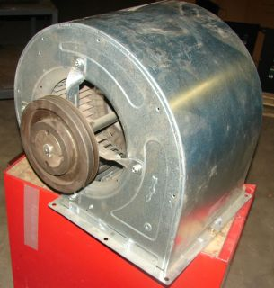 NICOTRA AT12/12S BELT DRIVEN CENTRIFUGAL BLOWER FAN 5500W 1500RPM