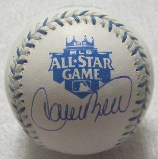 CARLOS BELTRAN SIGNED ST. LOUIS CARDINALS 2012 ALL STAR BASEBALL w