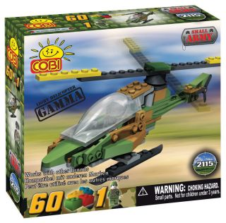 army helicopter toy in Building Toys