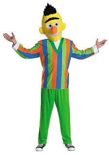 Bert Costume Sesame Street Licensed Costume 50066