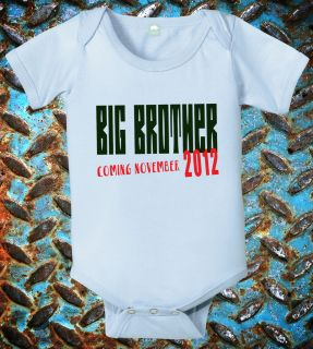 Big Brother Shirt Sibling Shirt Personalized Shirt New Baby Brother