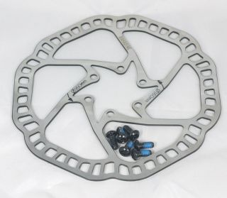 ONE PC STAINLESS DISC BRAKE ROTOR SUIT AVID HAYES SHIMANO PROMAX 160MM