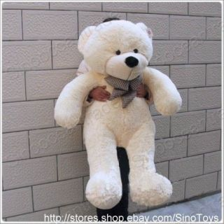 8M 71Giant Huge Cuddly Soft Plush Stuffed Animal Teddy Bear Toy KID