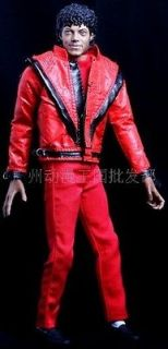 12 MICHAEL JACKSON Thriller Version COLLECTION FIGURE DOLL